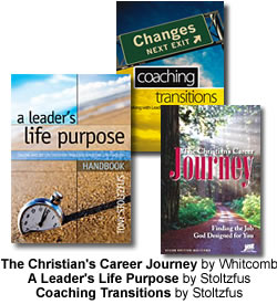 Christian Coaching books recommended by Tanya Smith